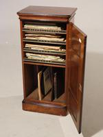 An Exceptional Mid Victorian Music Cabinet (3 of 4)