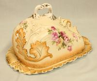 Antique Shaped Cheese Dish (5 of 6)