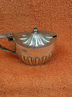 Antique Sterling Silver Hallmarked Mustard Pot 1897 Fenton Brothers Ltd,   Sheffield (3 of 11)