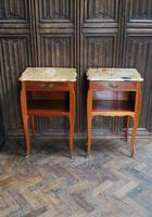 Superb Pair of French Bedside Cabinets (2 of 10)