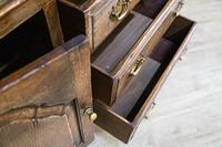 Carved Oak Dresser Base (6 of 8)