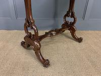 Victorian Period Mahogany Table (9 of 14)