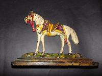 Pair of Victorian Cast Iron Horse Ornaments (3 of 6)