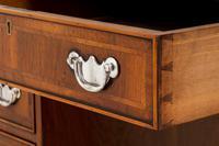 Superb Victorian Walnut 2 Pedestal Desk (8 of 10)
