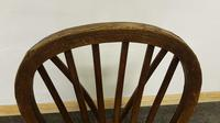 Early 20th Century Harlequin Set of 4 Chairs (19 of 21)