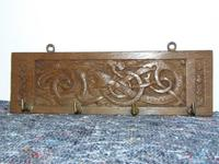 Iona Celtic Inspired Carved Panel (2 of 10)