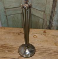 Tall French Art Deco Table Lamp (5 of 5)