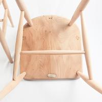 Pair of Ercol Fleur-de-lis Windsor Chairs (4 of 5)