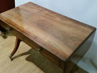 Regency Period Small Sofa Table c.1815 (4 of 9)