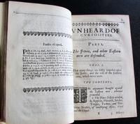 1650  Unheard of Curiosities Concerning Talismanical Sculpture of the Persians, the Horoscope of the Patriarkes & the Reading of the Star - 1st Edition (3 of 5)