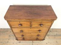 Victorian Mahogany Chest of Drawers (2 of 10)