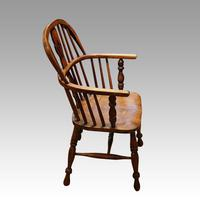 Set of 6 19th Century Windsor Armchairs (2 of 6)