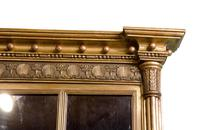 Regency Gilt Framed Over Mantel Mirror (4 of 5)