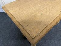 Pair of Bleached Oak Console Tables (9 of 16)