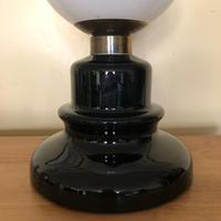 Carlo Moretti Table Lamp Venetian Glass 1970's with Original Label (2 of 4)