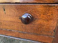 Large Antique Elm Dresser Base (7 of 21)