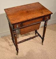 William IV Mahogany Games Table (11 of 13)