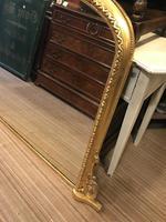Victorian Gilt Mirror (3 of 10)