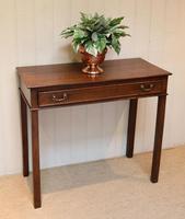 Early 19th Century Oak Side Table c.1820 (7 of 11)