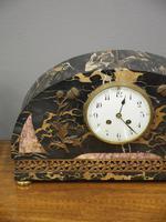 Art Deco Marble Clock Garniture (4 of 13)