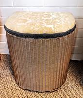 Lloyd Loom Lusty Linen Basket