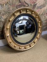 Regency Style Convex Mirror c.1900 (2 of 3)
