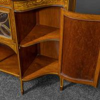 Victorian Rosewood Side Cabinet (12 of 17)