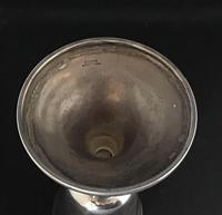 Arts & Crafts Silver Plated Goblet by A E  Jones (3 of 4)