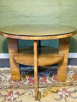 Heals Art Deco Coffee Table (6 of 8)