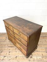 Georgian Antique Oak Chest of Drawers (7 of 10)