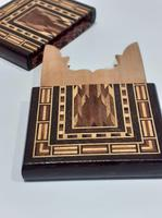 Tunbridge Ware Box (5 of 5)