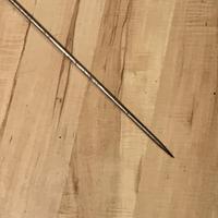 Gentleman's Walking Stick Sword Stick with Silver Collar Hallmarked (8 of 8)
