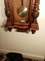 Gustav Becker Vienna Wall Clock (7 of 7)