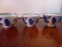 First Period Worcester Tea Bowls (5 of 7)