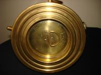 Turners Patent Brass Cased Homing Pigeon Clock (4 of 5)