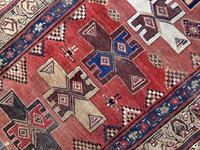 Antique Kurdish Rug (6 of 14)