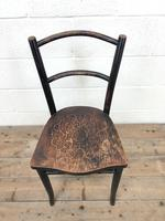 Pair of Early 20th Century Bentwood Chairs (4 of 11)