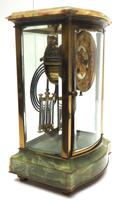 Incredible French 4 Glass French Regulator 8-day Mantle Clock (10 of 12)