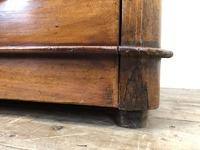 Victorian Mahogany Chest of Drawers (5 of 10)