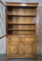 Mahogany Bookcase Reprodux Bevan Funnell (6 of 12)