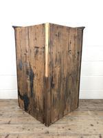 Georgian Oak Wall Hanging Corner Cupboard (5 of 8)
