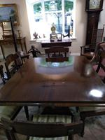 Large Victorian Mahogany Tilt Top Breakfast Table or Dining Table (6 of 9)