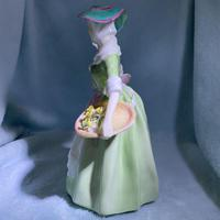 """Rare Royal Doulton Figurine, HN1712, """"Daffy Down Dilly"""" (11 of 11)"""