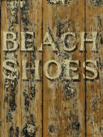 Rustic Painted Beach Shoes Cabinet, Boat House, Beach Hut Shabby Chic Cabinet (13 of 18)