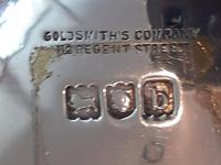 Silver Sauce Boat, Hallmarked 1897 (2 of 2)