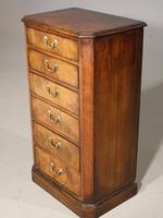 Very Well Figured Early 19th Century Wellington Chest (2 of 5)