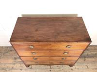 Antique 19th Century Mahogany Chest of Drawers (3 of 12)
