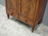 George IV Side Cabinet in Mahogany (8 of 10)