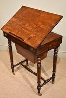 William IV Mahogany Games Table (6 of 13)