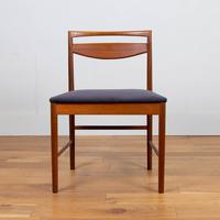Set of 6 Mid Century Teak McIntosh Dining Chairs (5 of 12)